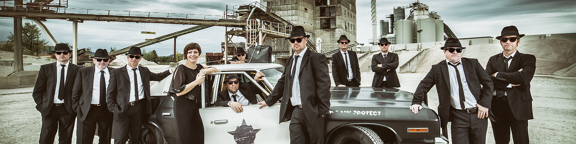 Bluesbriederchen - Blues Brothers Tribute Band